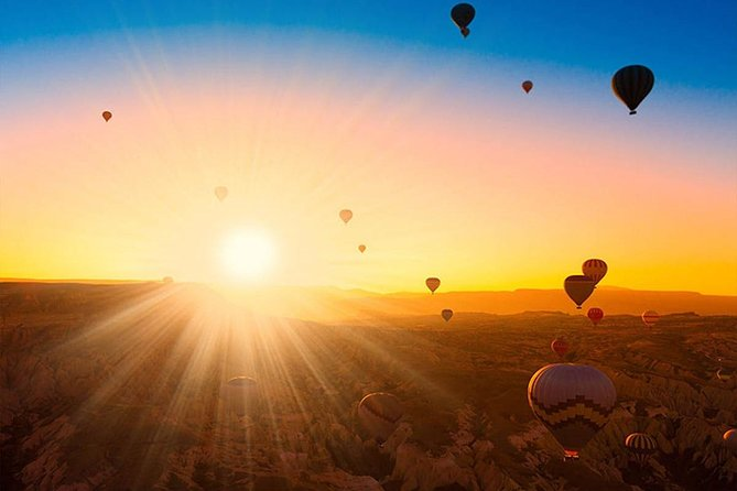 2 Days Tour through Cappadocia with Accommodation from Side