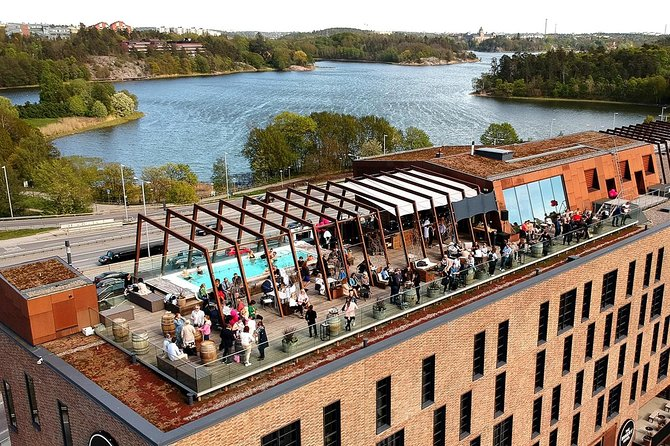 2-Hour Guided Tour of Stockholm's Hidden Rooftop Bars