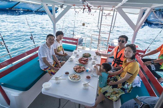 Sabah Gaya Island 5-Hour Fishing Trip with Lunch