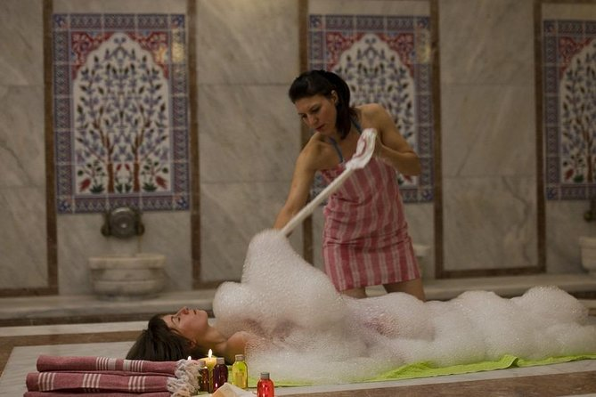 Turkish Bath & Hamam SPA in Antalya with Hotel Pickup