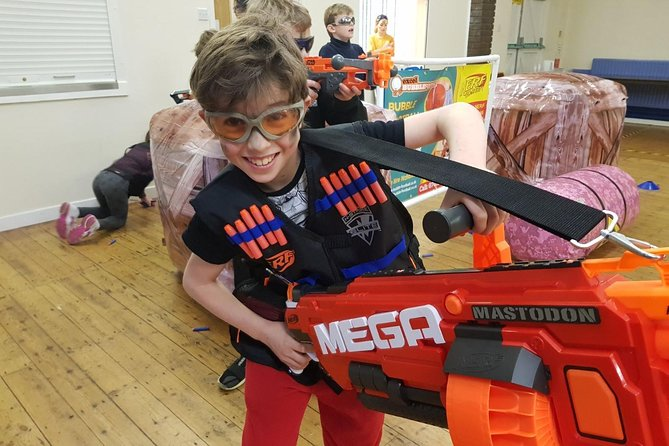 Nerf Party - London