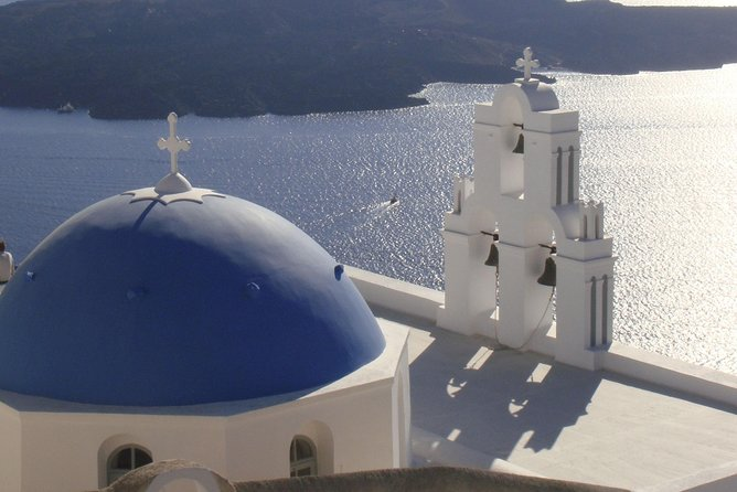 Half-Day Santorini Private Sightseeing Tour with Wine Tasting