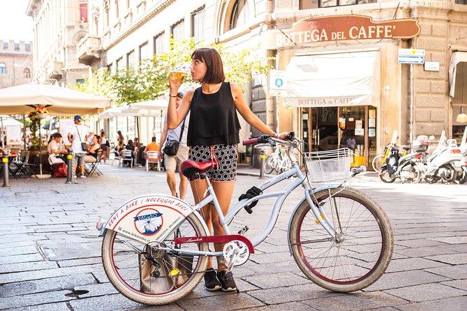 2.5-Hour Bike Tour of Bologna with Food Tasting