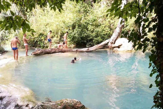 S. Galgano Colline Metallifere Bath at the sources of the Blue River