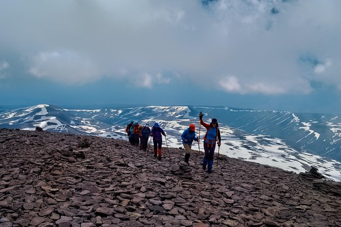 Daily trekking tour in Aragats Mountain