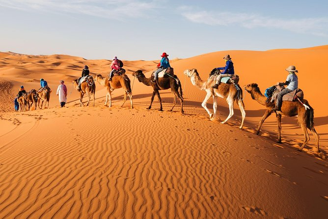 2-Day Private Guided Desert Tour From Marrakech To Zagora