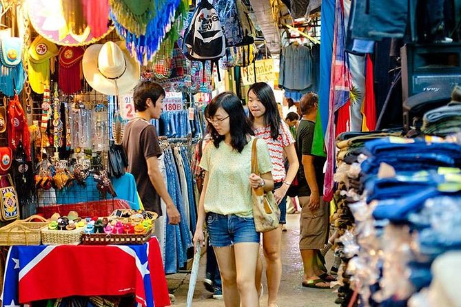 Famous Shopping Tour Markets from Delhi