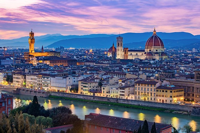 Visit to the city of Florence
