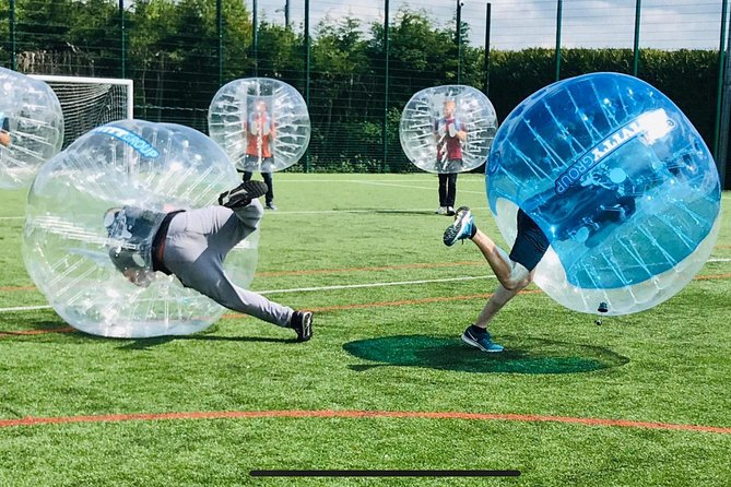Bubble Football / Zorbing Football from Bristol