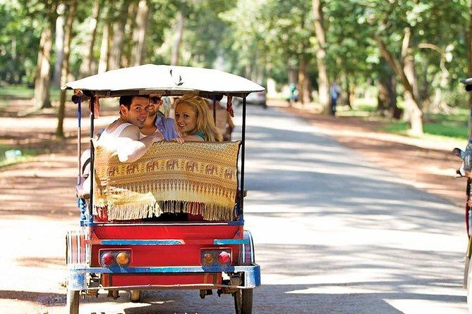 Half Day Rickshaw Adventure Tour From Bangkok