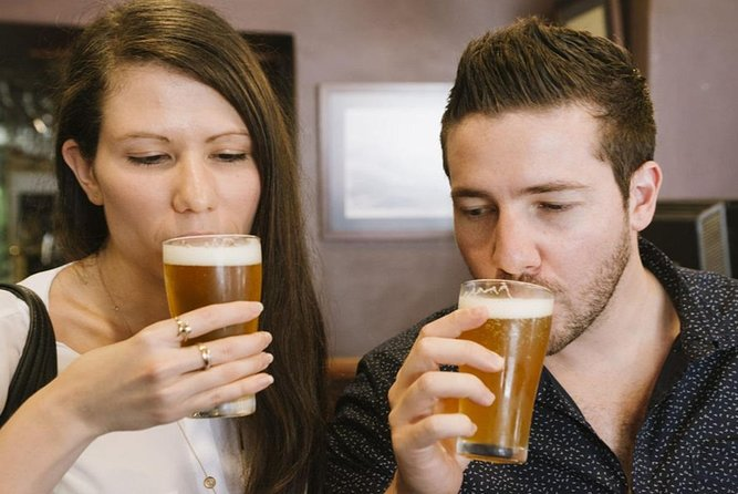 3-Hour Bar Hopping in Balmain with Beer Tasting