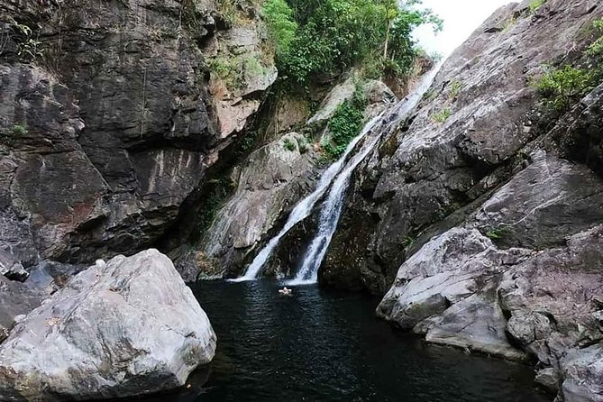 Private Full-Day Tour to Secret Waterfall Hoi from Hoi An