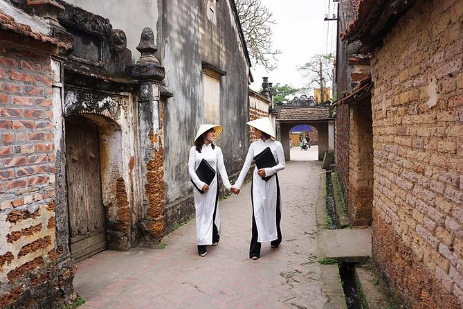 Hanoi Full-Day Walking Tour - Ancient Village and Culture