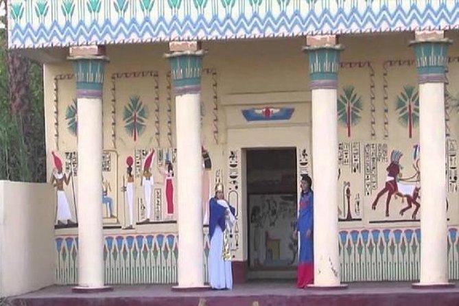 Pueblo faraónico