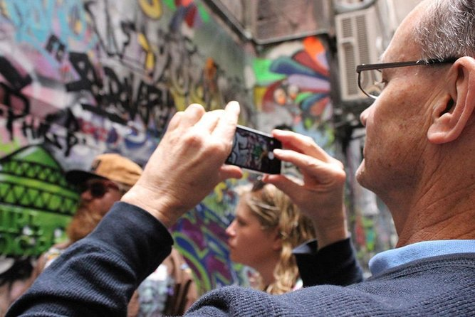 2-Hour Discover Fitzroy Street Art Tour with Guide