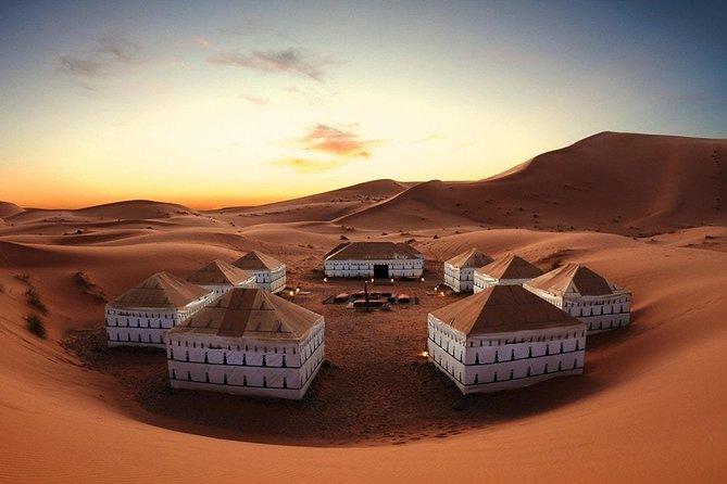 3-Day Private Desert Tour from Marrakech to Merzouga Dunes