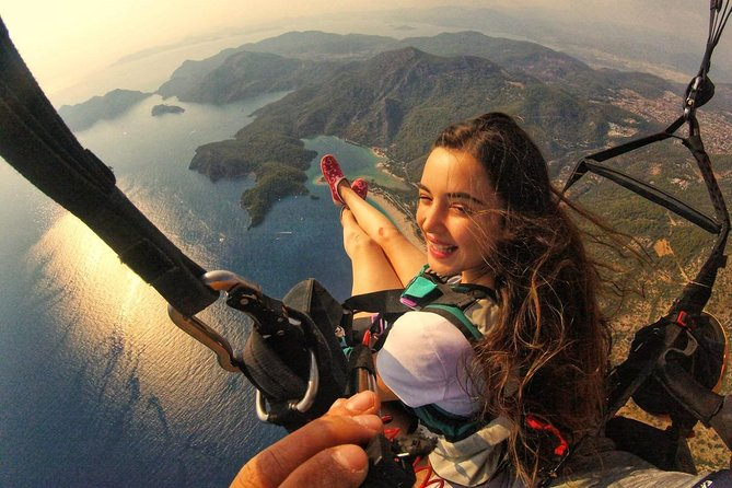 2-Hour Private Parachute Adventure in Fethiye
