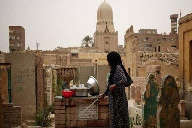 Private Cave Church, Garbage City & The City of the Dead In Cairo
