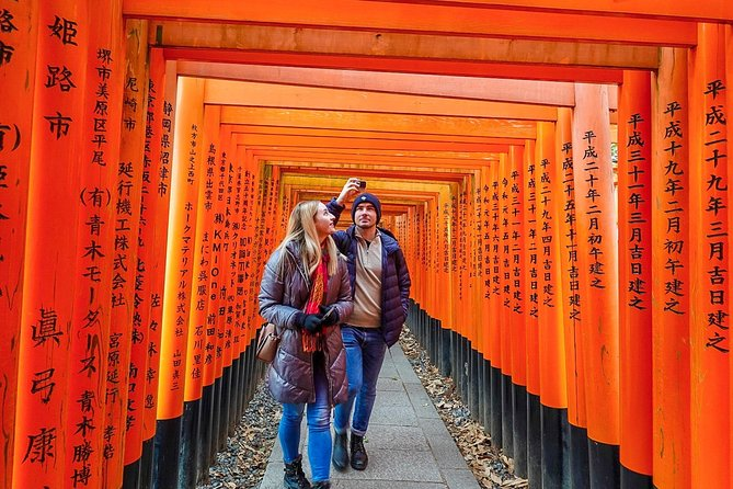 Hidden hike of Fushimi Inari to get off the beaten path