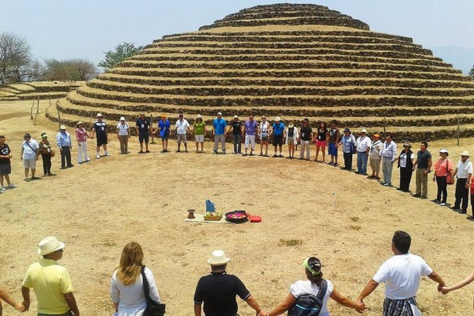 Tour of Guachimontones Archeological Site & Tequila from Guadalajara