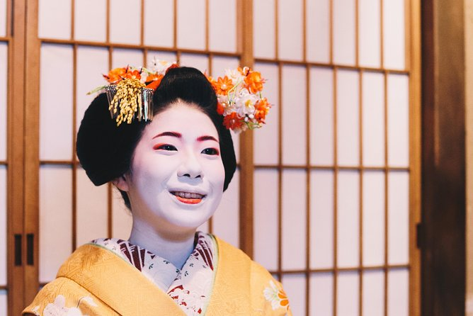 Tea Break with Maiko, Geisha Apprentice Ticket