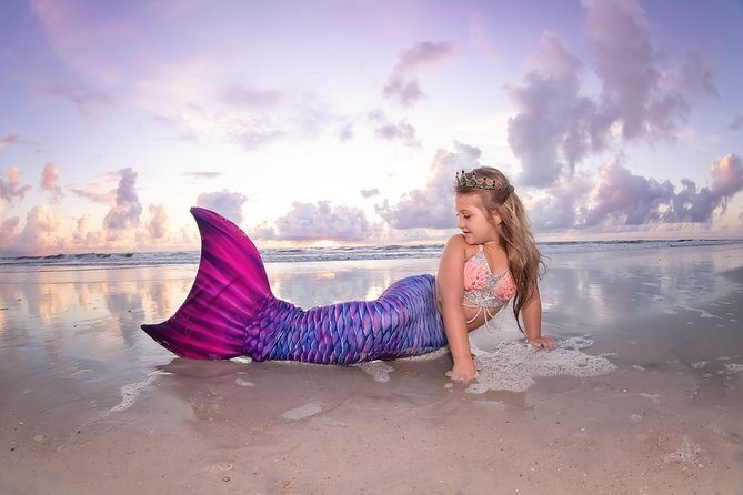 Magical Mermaid Photography Session in Atlantic Beach