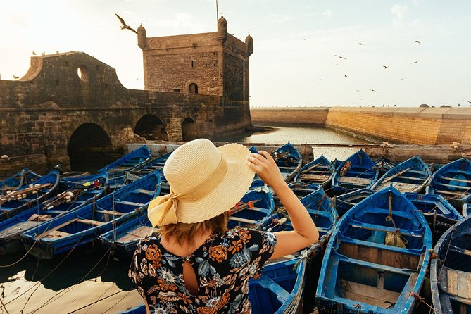 Essaouira Full-Day Trip from Marrakech with Pick Up