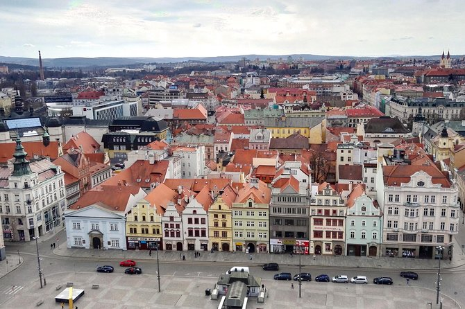 Prague to Munich Private transfer via Pilsner Urquell Brewery - tour and lunch