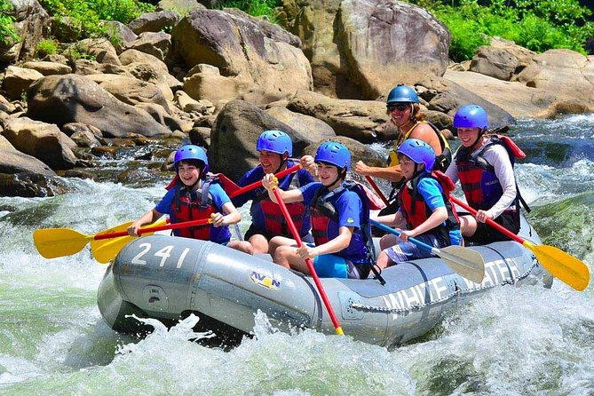 Full-Day Kitulgala White Water Rafting Tour from Colombo