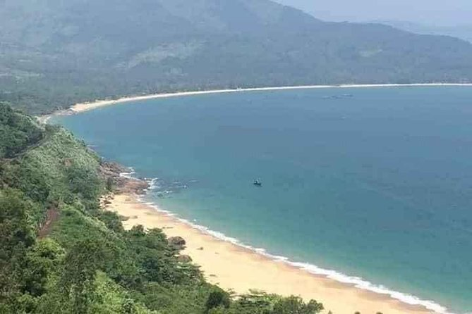 Hoi An to Hue or Hue to Hoi An with some Stop:Hai Van Pass,Lang Co Bay & Lagoon
