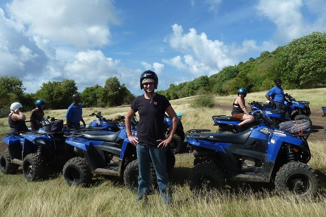 From Mexico City: Teotihuacan in ATVs Private Tour