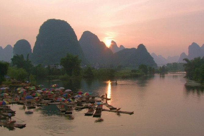 6-Day Private Tour from Beijing to Guilin,Longji Rice Terraces and Yangshuo