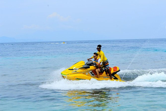 Private Full-Day Water Sports and ATV Ride in Nusa Dua