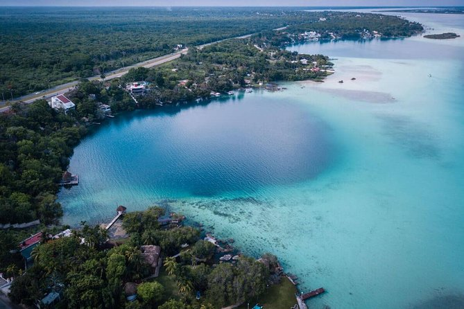 The Incredible Magic Town of BACALAR(Includes Transportation+Breakfast and Food)