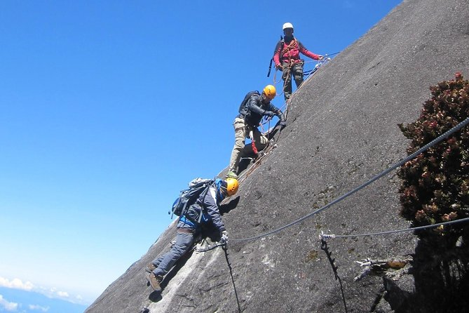 2-Day Mount Kinabalu Climb via Ferrata Low Peak Circuit
