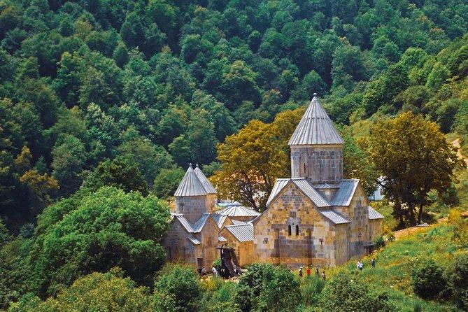 One-day trekking tour to Haghartsin monastery