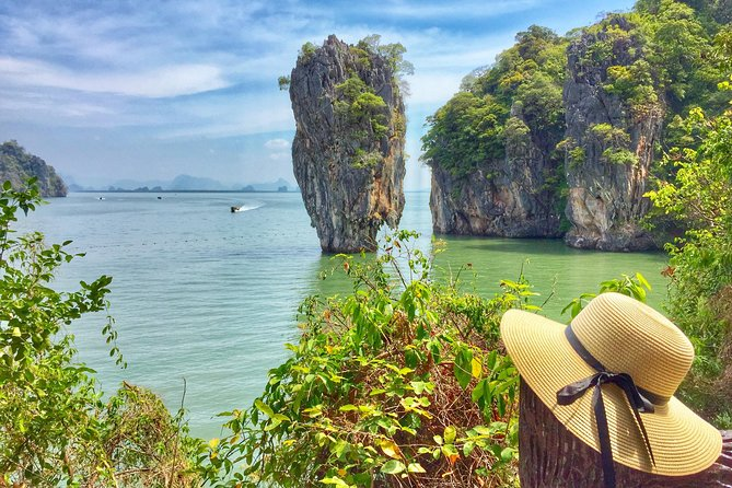 Full-Day Tour to James Bond, Panyee and Rang Island