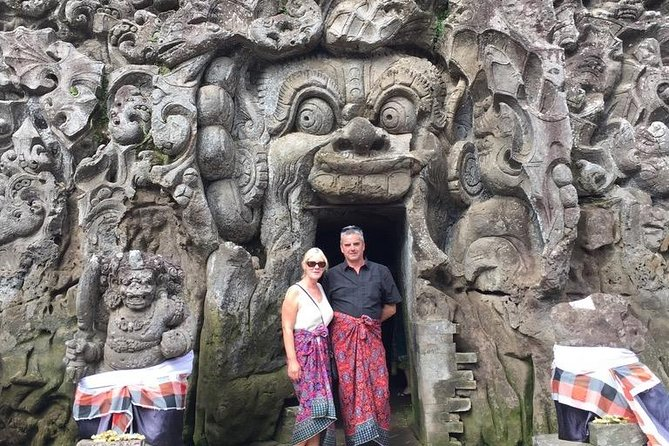Private Full-Day Tour: Balinese Ubud Temples and Sacred Monkey Forest
