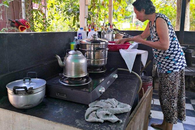 Cooking Class At Sras Srang ( Angkor Village )