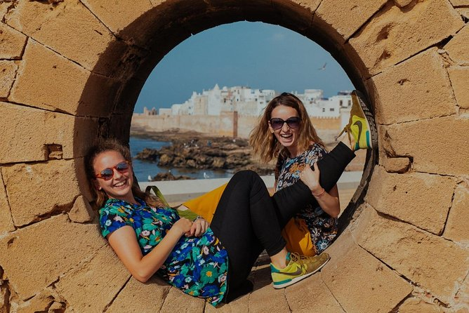 Private Tour from Marrakech to Essaouira with Hotel Pick Up & Lunch