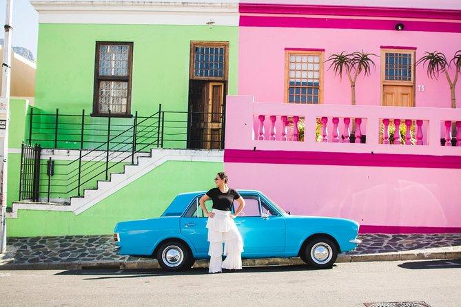1-Hour Cape Town Bo-Kaap Photo Shoot Experience