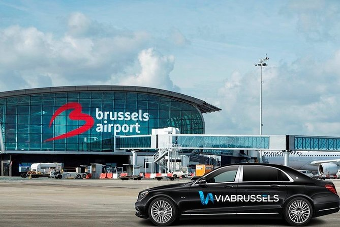 Brussels City Airport Private Transfer