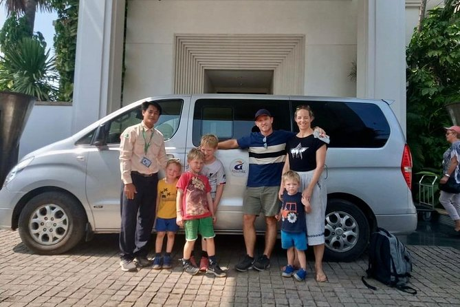Private Taxi Service From Siem Reap - Siem Reap International Airport