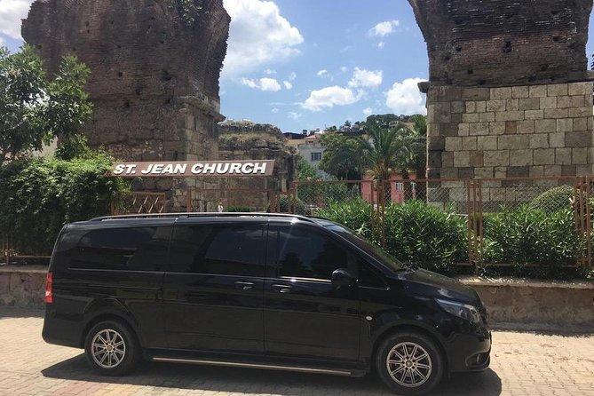 Kusadasi Port to Selcuk Ephesus and Mary House Private Tour