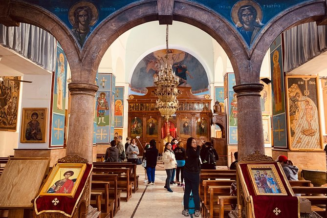 St. George Church in Madaba