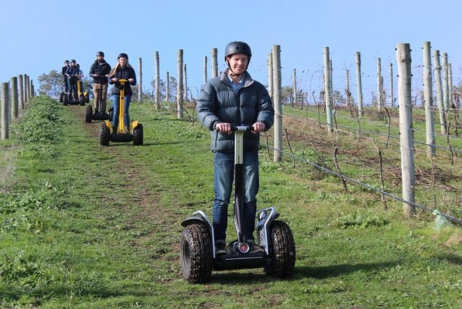 1H Yarra Valley Discover Vineyard Experience Segway Tour