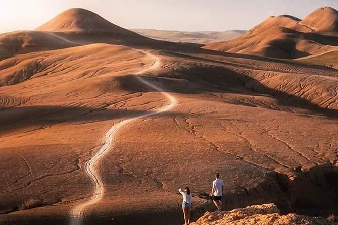 Desert Agafay and Atlas Mountains Full-Day Tour From Marrakech with Camel Ride
