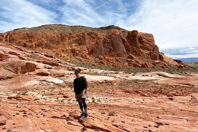 Valley of Fire Hiking Tour Available