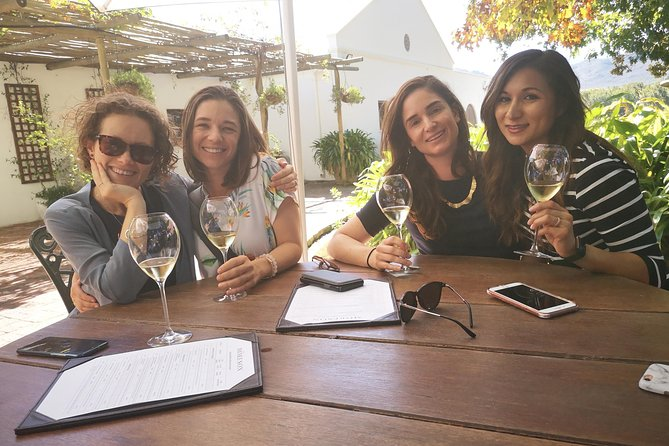 Cape Winelands Panoramic Guided Day Tour from Cape Town
