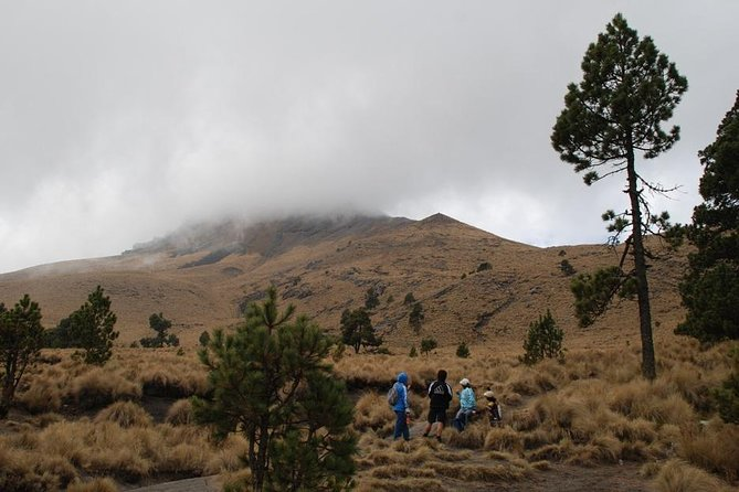 From Mexico City: La Malinche Volcano Hiking & Tlaxcala Private Tour